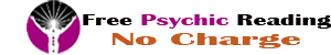 Free Psychic Reading No Charge